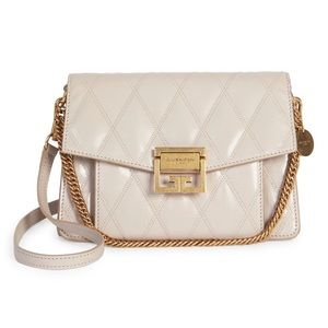 💖HP💖Givenchy Small GV3 Quilted Leather Bag